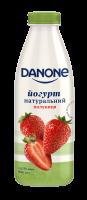 Йогурт Danone Полуниця 1,5% 800г