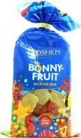 Цукерки Roshen Bonny Fruit желейні Морське асорті 250г х22