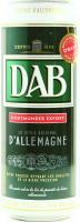 Пиво Dab Original з/б 0,5л