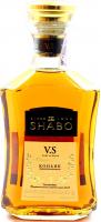 Коньяк Shabo V.S. 3* 40% 0.375л х6