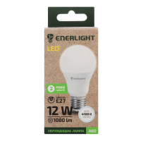 Лампа Enerlinght  Led св./діод A60 12Вт E27 4100K
