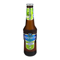 Пиво Bavaria Аpple б/а 0.33л х24