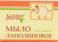 Мило Goldenpharm Ланолінове 70г