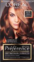 Фарба для волосся L`Oreal Recital Preference 6.35