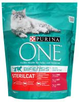 Корм Purina One для котів яловичина/пшениця 800г х6