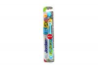 Зубна щітка Jordan soft 6-9років арт.220301 х6