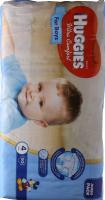 Підгузники Huggies Ultra Comfort For Boys 4 7-16кг 50шт.