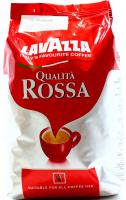 Кава Lavazza Qualita Rossa смажена у зернах 1000г