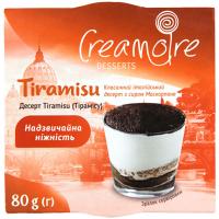 Десерт Creamoire Тірамісу 80г