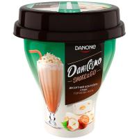 Десерт Danone Даніссімо 5,2% горіхова нуга 260г