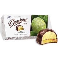 Десерт Konti Bonjour лайм 232г