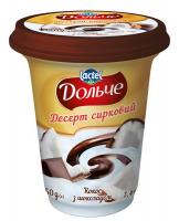 Десерт Дольче 3,4% Кокос з шоколадом 350г