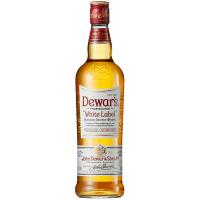 Віскі Dewars White Label 40% 1л