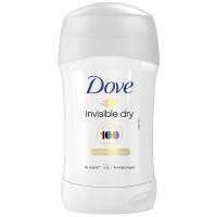 Дезодорант Dove Invisible Dry твердий 40мл