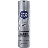 Дезодорант Nivea Men Ефект прохолоди спрей 150мл