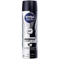 Дезодорант Nivea Men Невидимий спрей 150мл