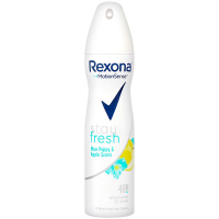 Дезодорант Rexona блакитний мак та яблуко спрей 150мл