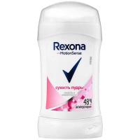 Дезодорант Rexona Сухість пудри стік 40мл