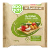 Хлібці Abonett органічні б/г з гречаного борошна 100г х6