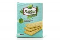 Хлібці Galleti Пшеничні з морськ.капуст. б/дріжд та цук 100г х6