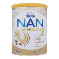 Суміш Nestle NAN Supreme 2 суха на основі білка 800г х6