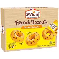 Донатси StMichel французькі з шматочками шоколаду 180г