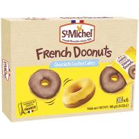 Донатси StMichel французькі з шоколадню глазур`ю 180г