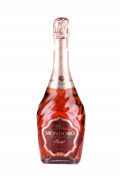 Вино ігристе Mondoro Rose рожеве напівсолодке 0,75л х3