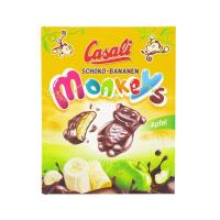 Суфле Casali Monkeys Шоколадні банани 140г х10