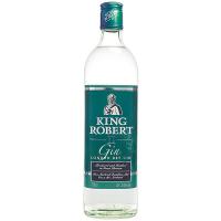 Джин King Robert 37.5% 0,7л