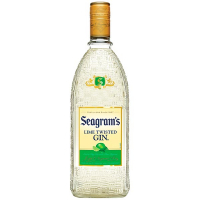 Джин Seagram`s Lime Twisted Gin 35% 0,75л