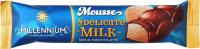 Шоколад Millennium Mousse молочний 38г х50