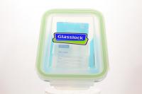 Ємність Glasslock скляна прямокут.з криш.950мл арт.МCRW-095