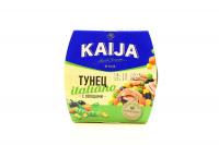 Тунець Kaija з овочами 185г