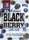 Каша Овсянушка Black Berry з чорн. ягоди з молоком 60г х20