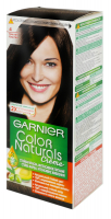 Фарба стійка для волосся Garnier Color Naturals Creme №4 Каштан