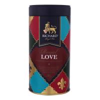 Чай Richard Royal Love чорн. аромат.80г з/б х24