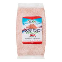 Сіль морська Casa Rinaldi Гімалайська дрібна рожева 1кг