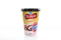 Десерт Lactel Дольче вишня в шоколаді 3,4% 400г х12
