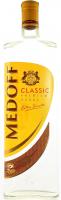 Горілка Medoff Classic експортна 40% 1л х12