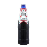 Пиво Kronenbourg 1664 Blanc світле фільтроване пастеризоване 4,5% 0,46л