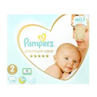 Підгузники Pampers Premium Care New Baby 3-6кг 148шт.