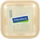 Ємність Glasslock скляна квадратна з кришкою 900мл МCSB-090