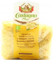 Макарони Castagno органічні 500г