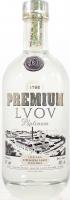 Горілка Premium Lvov Platinum 40% 0,7л х12