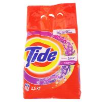 Порошок пральний Tide автомат Lenor Лаванда 2,5кг х6