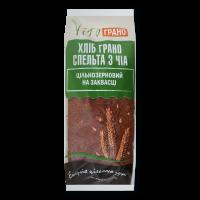 Хліб Vito Грано Спельта з чіа 320г