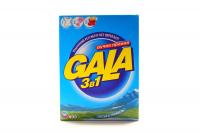"""Пральний порошок Gala 3в1 """"Гірська свіжість"""", 400 г"""