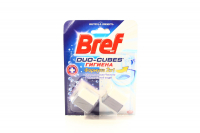 Засіб Bref Wc Duo-Cubes  д/туал. гігієна 2х50гх6