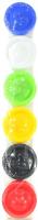 Набір для творчості Genio Kids Тісто-пластелін 6кол. TA1009